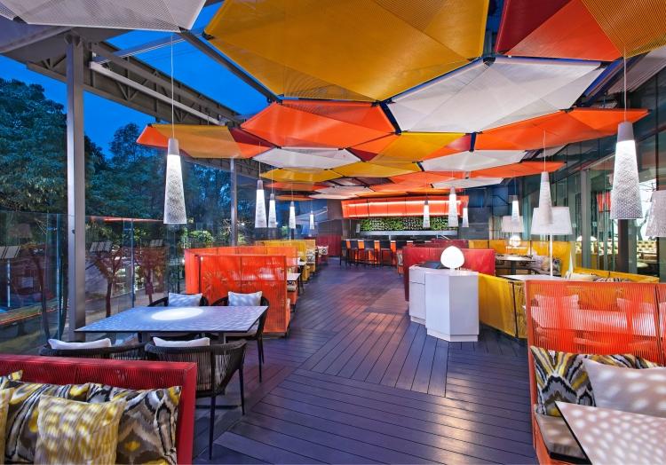 W Mexico City Restaurant